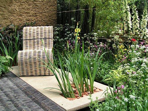 Salix: An Environmentally Responsible Garden