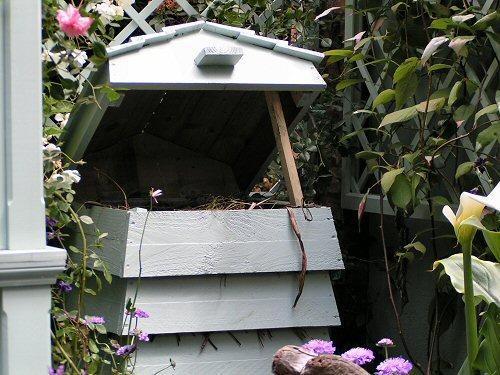 Compost bin from The Wildlife Trusts Gateway Garden