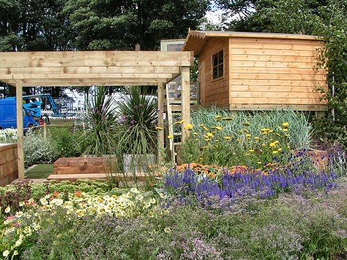 The Perennial Family Garden