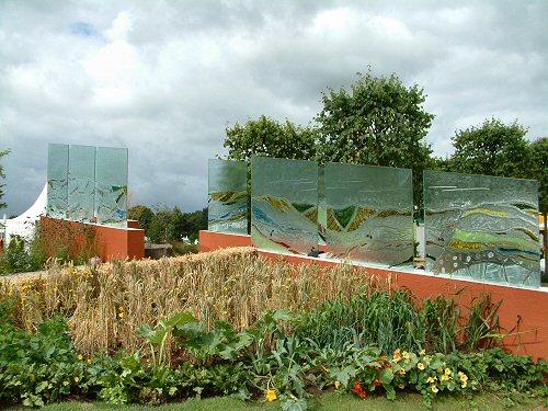 England's Northwest Garden: Central Feature