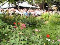 Garden of Hope crowds