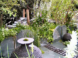 Cumbrian Fellside Garden