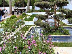 Classic garden design