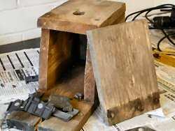 Second nestbox