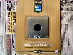 Hole plate