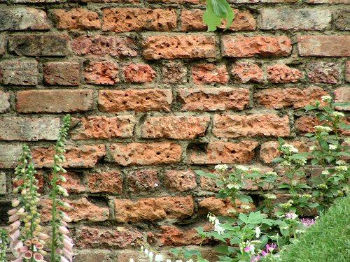 Bee wall from The Daihatsu Green Garden